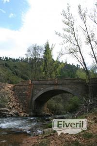 Puente del Cardoso sobre el Jarama, enviado por: Administrador
