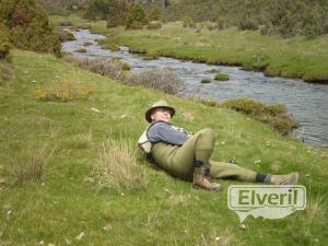 Descansando en el Rio Zarza, sent by: Administrador