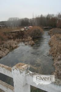 Desde el Puente de Riaza, sent by: basileo