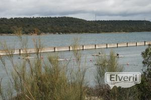 Muro de separacion de agua fria/caliente del embalse, sent by: kazan