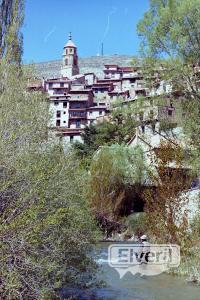 Pescando en Albarracín, sent by: PP (Not registered)