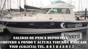 SALIDAS DE PESCA. Alquiler barco pesca., sent by: Pepe (Not registered)