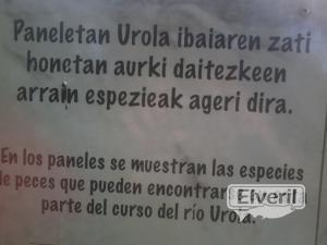 Rio Urola, envoyé par: erreka (Non enregistré)