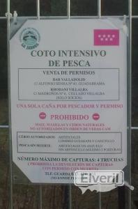 Otro cartelito de acceso, sent by: trucho