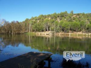 Embalse Rio Bajoz. Coto La Santa Espina, sent by: Dromader (Not registered)