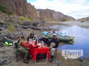 Flotada en Aluminé, sent by: El Andarrios (Not registered)