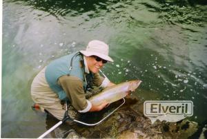 Salmon, sent by: Macabi