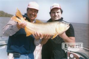 La mejor pesca y el mejor servicio en GOYA, sent by: Jorge