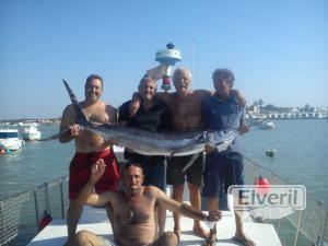 marlin, sent by: chipiona charter (Not registered)
