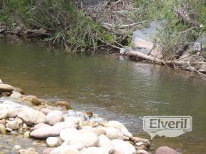 Vista del río Hizas, sent by: David (Not registered)